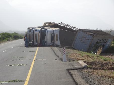 Tanzanian roads...