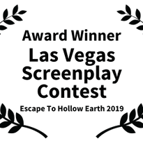 Escape to Hollow Earth Award Winner - Las Vegas Screenplay Contest