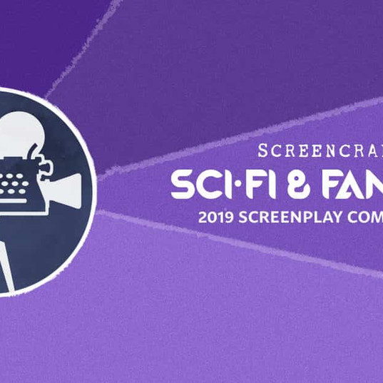 Sci-Fi & Fantasy screenplay competition