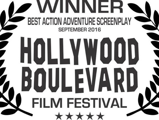 This is an upgraded award! for our MAROONED MINISEIES 3-script project