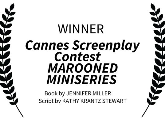 Marooned miniseries, winner best screenplay at Cannes