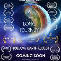 book to script 10 best screenplay awards for Hollow Earth Quest