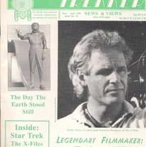 Trekker fanzine with Chris Carter interview