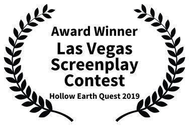 """Hollow Earth Quest"" book to script award in Las Vegas"