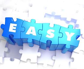 stockfresh_6175432_easy-white-word-on-bl