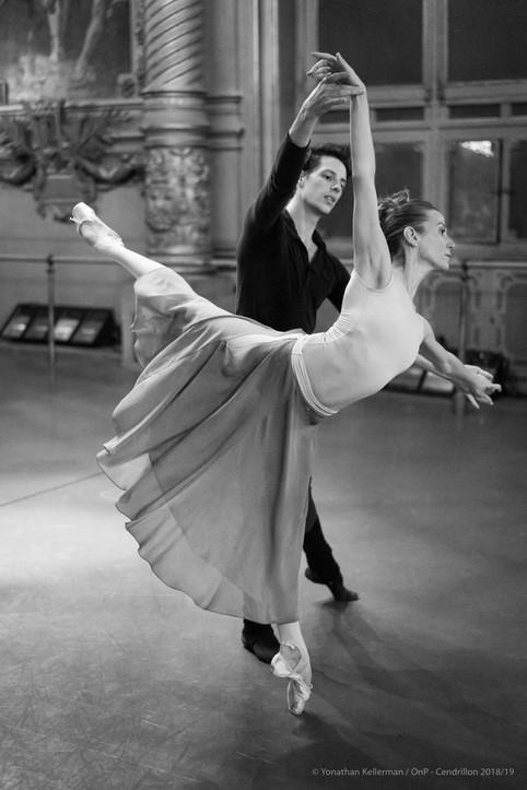 Ludmila Pagliero + Germain Louvet