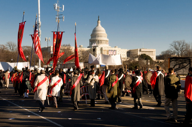 The protests occur annually on Jan. 21 to denounce the Supreme Court's decision of the Roe vs. Wade case in 1973.