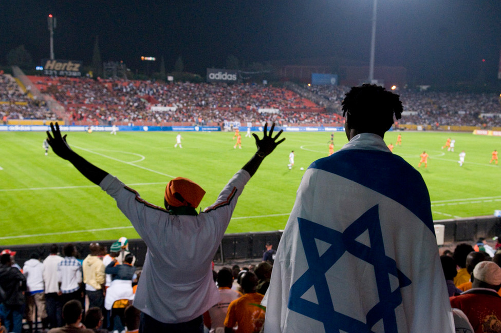 Some are recent refugees, others are part of a diaspora established in Israel for several decades.