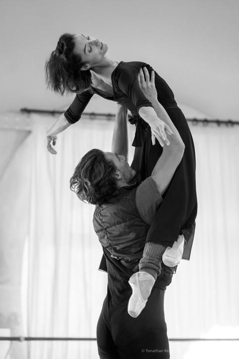 Dorothée Gilbert + Hugo Marchand