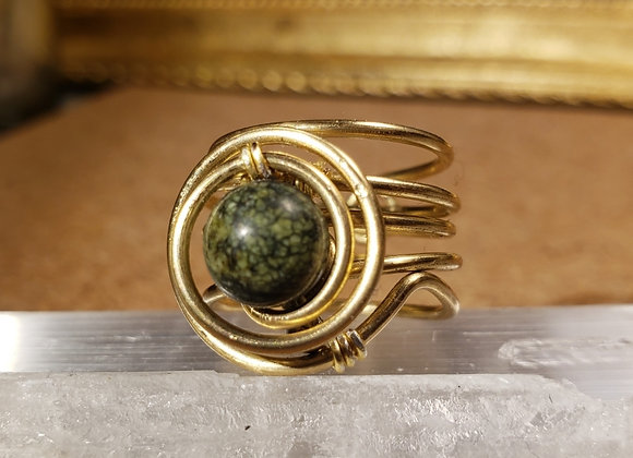 Serpentine Space Station Ring