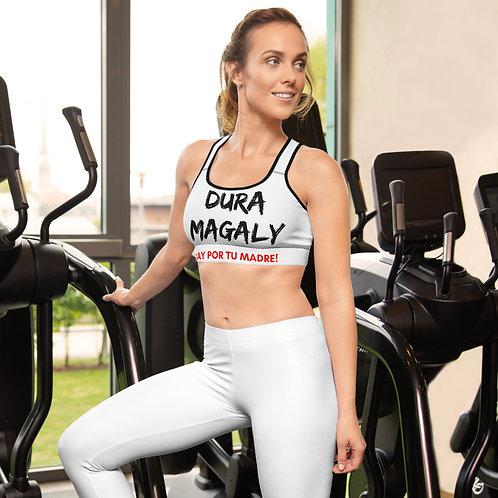 Padded Sports Bra DURA MAGALY