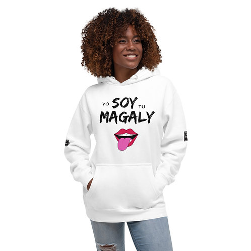 Unisex Hoodie YO SOY TY MAGALY