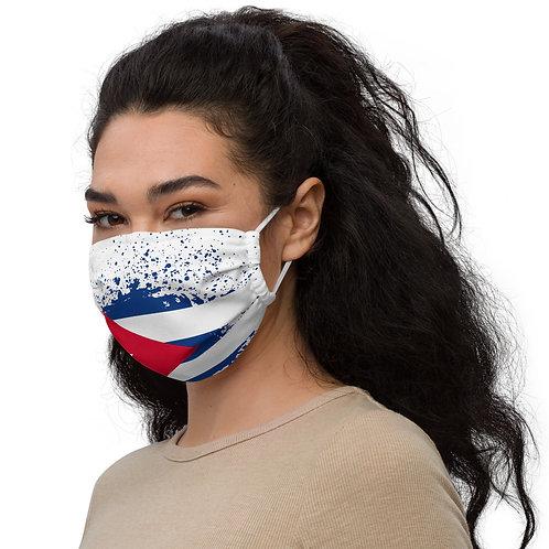 Mascarillas con diseño exclusivo bandera,  envios directo del fabricante