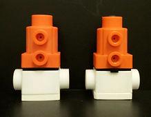 PFA valves