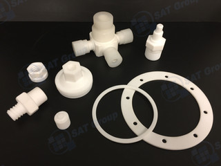 Components from mechanical lavoration