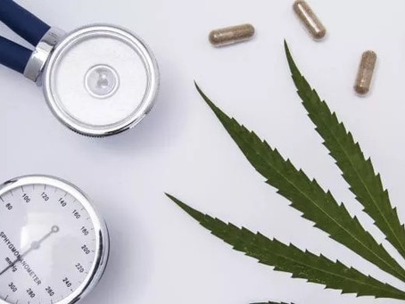 New discovery shows cannabis reduces blood pressure for older people