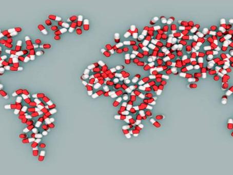 Trends in Pharma Export Industry in India