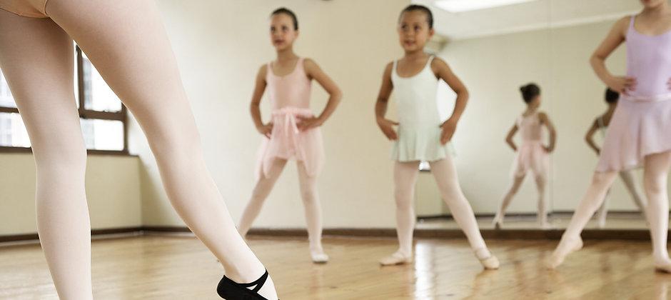 Young Ballet Class