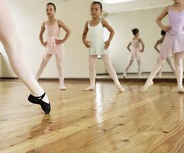tanečky pro děti dance touch