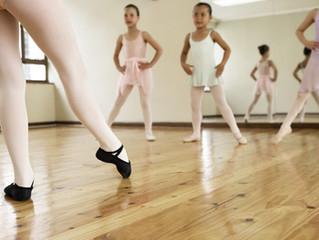 Did you know that Ballet class improves memory? 6 things you didn't know about ballet.