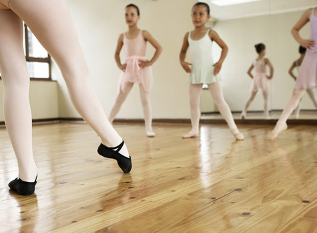 Ballet Basics: Battement Tendu