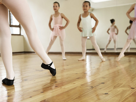 What Age Should my Child Start Dance Classes?