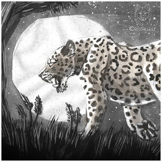 Jaguar Moonlight - Grimorio - by Cristal