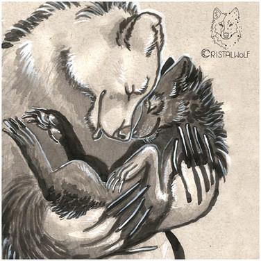 Love Story - Grimorio - by Cristalwolf.j