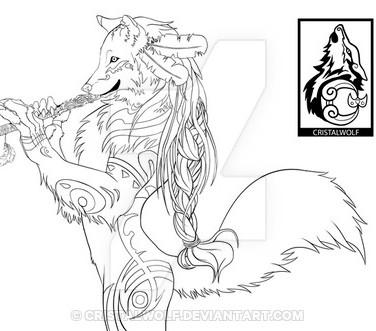 fianna_galliard___werewolf_dark_ages_by_