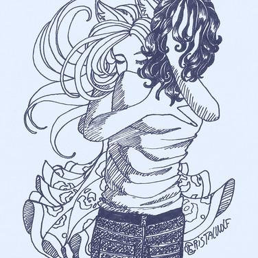 Hug me milord - by Cristalwolf.jpg