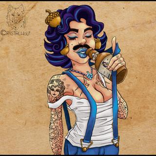 Lady Blue girls ipa  by Cristalwolf.jpg