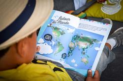 Corsair - carnet de voyage