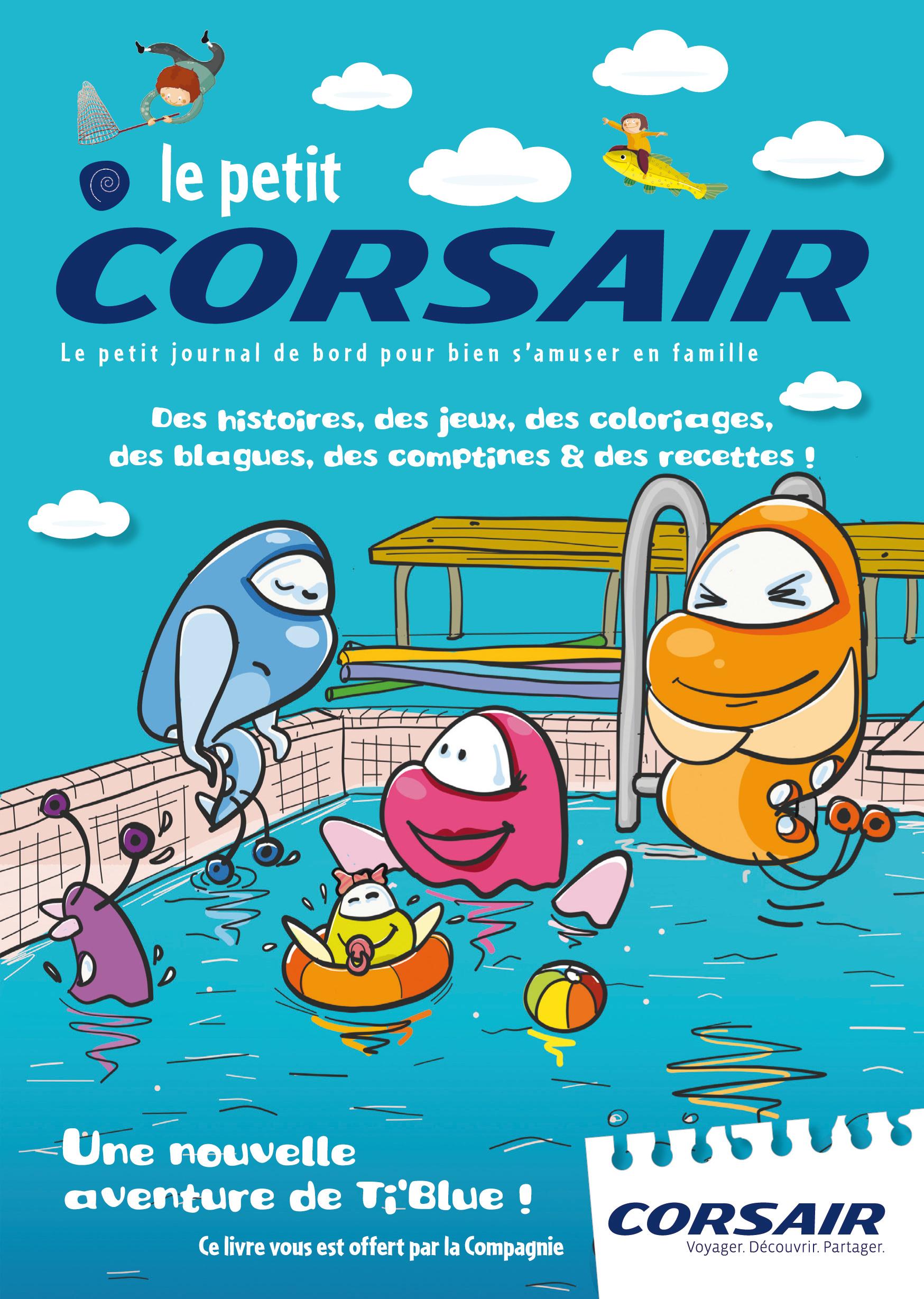 Couv Corsair 2018