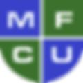 MFCU in Green and Blue and White (Muted)