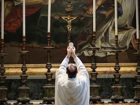 Spiritual Communion on Sunday