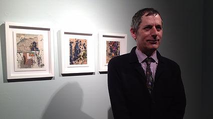 Artist Michael Scheurer