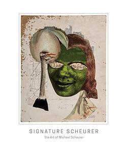 Michael Scheurer Art Book