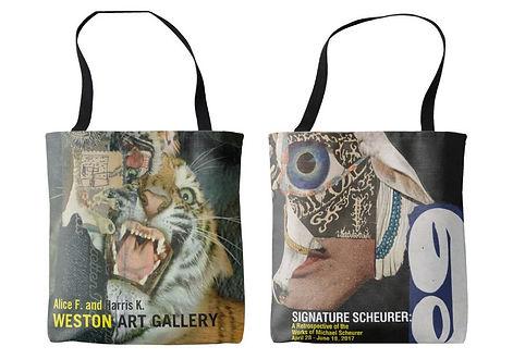 Michael Scheurer Tote Bag