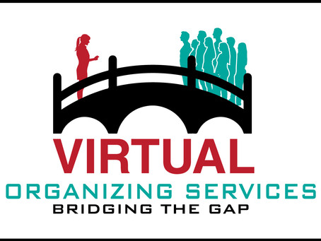 "Awarded ""Certified Virtual Organizer"""