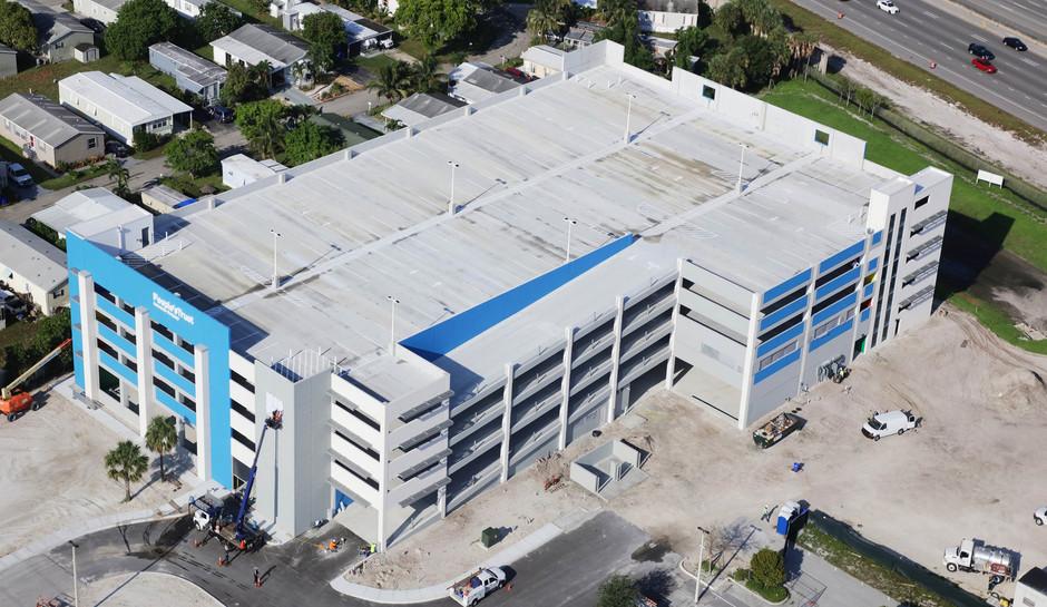 People's Trust Insurance Parking Garage - Deerfield Beach, FL
