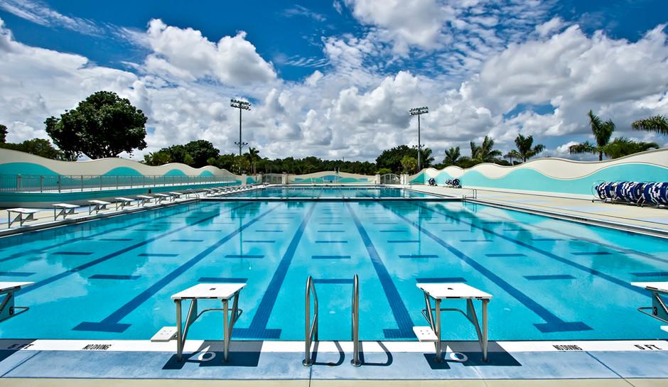 NSU Competition Pool - Davie, FL