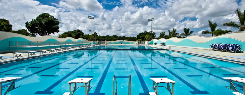 NSU Competition Pool - Davie, FL