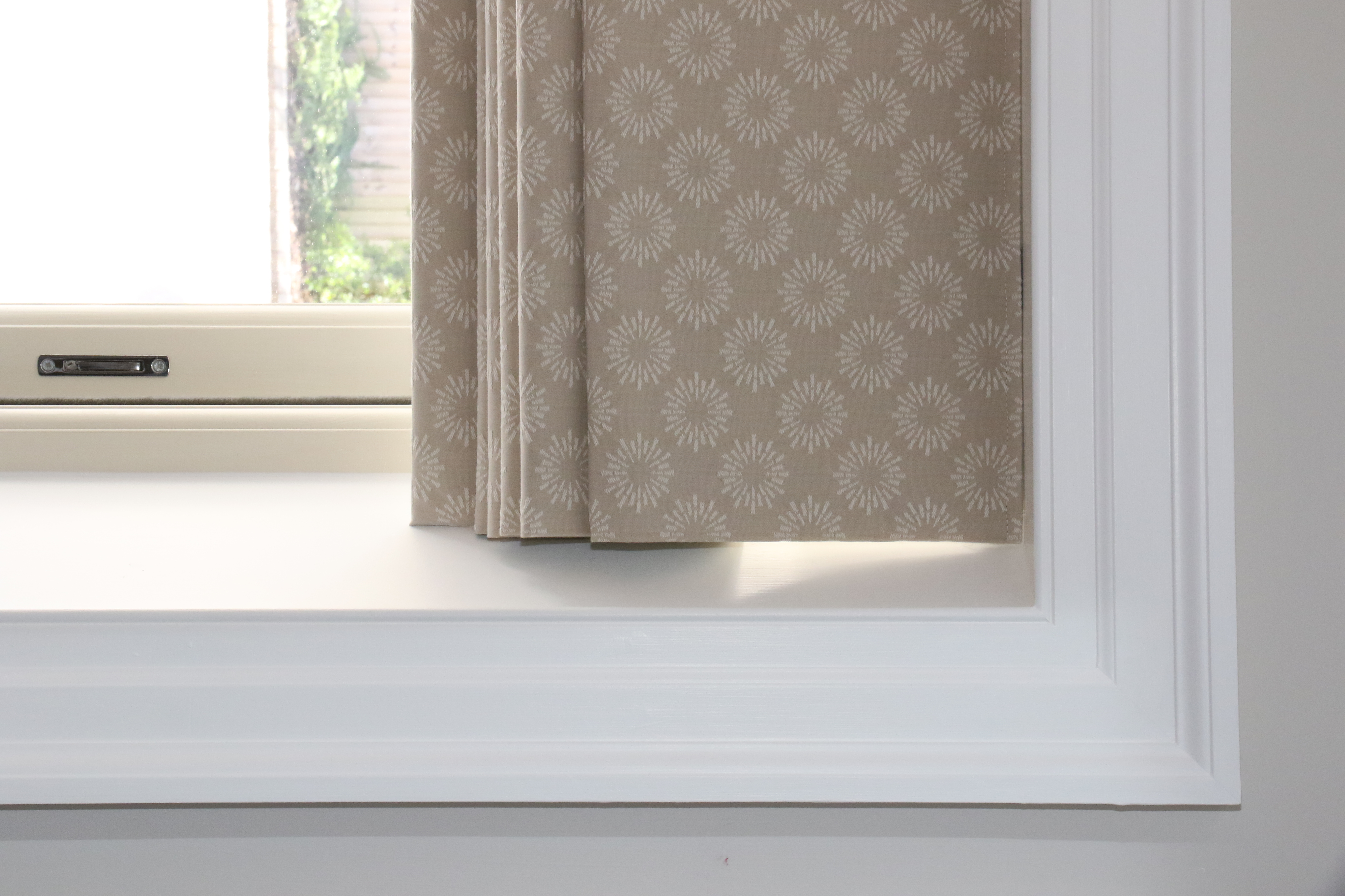 Roman blinds, Hale, Altrincham