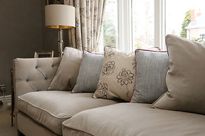 Bespoke soft furnishings, Loose covers, Hale, Altrincham, Cheshire