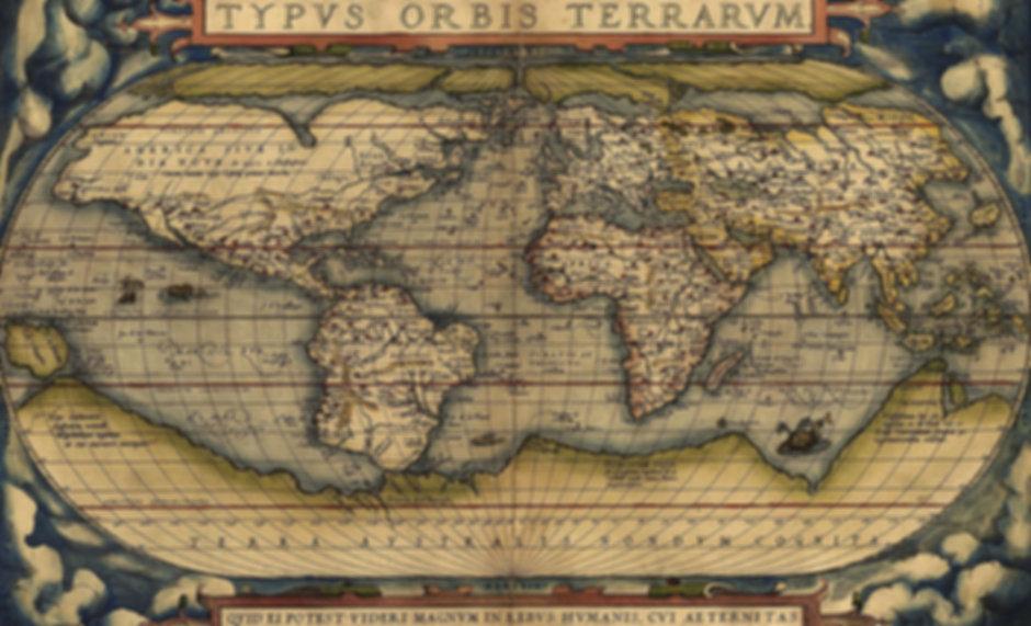 Atlas Theatrum Orbis Terrarum by Abraham Ortelius