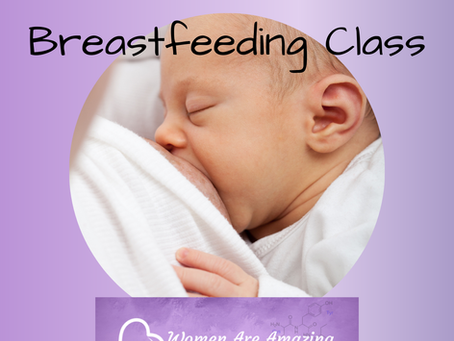 Confident Breastfeeding Antenatal Class