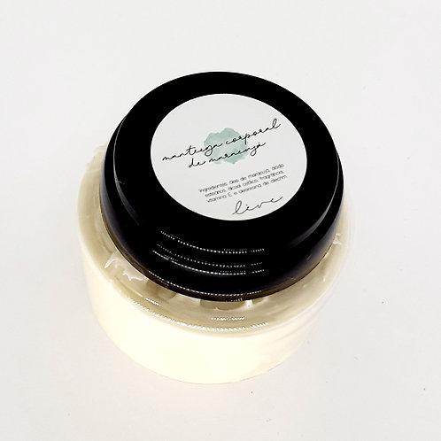 Manteiga corporal de maracujá | 125g