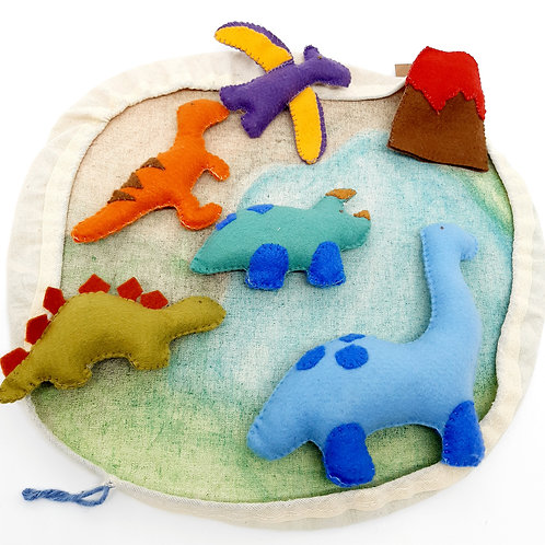 Dinossauros KIT