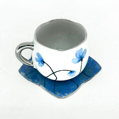 Xícara de Café Tulipa