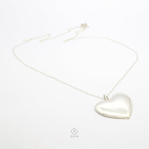 Pingente Coração Grande